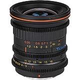 Tokina Cinema 11-16mm AT-X T3.0-22 Fixed Zoom for Sony E Mount Cameras, Black (TC-116S)