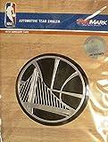 warrior car emblem - NBA Golden State Warriors Chrome Emblem