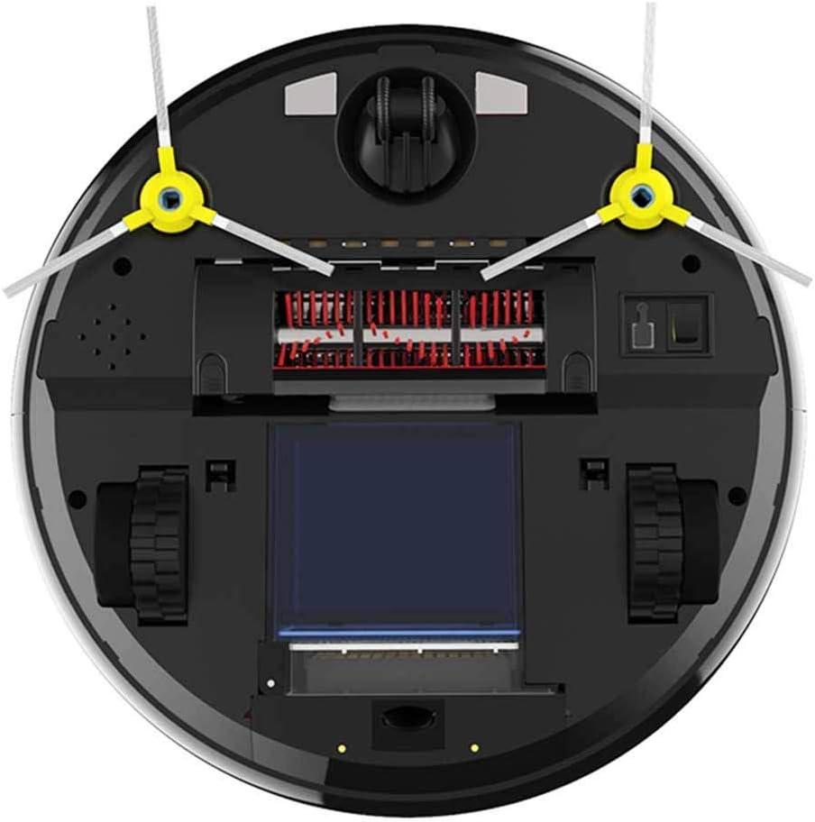 Jary Haute capacité Formule Robot mécanique Mini Balayer Propre avec Fonction vocale li (Color : D) B