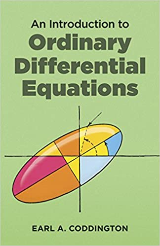 An Introduction To Ordinary Differential Equations Dover