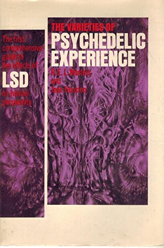 The Varieties of Psychedelic Experience by Henry Holt & Company, Inc.