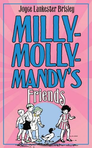 book cover of Milly-Molly-Mandy\'s Friends