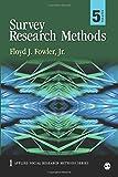 Survey Research Methods 5ed