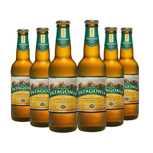 Cerveja Patagonia Bohemian Pilsener 355ml
