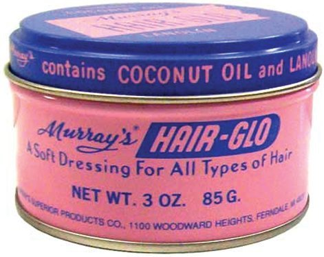 Murray's Hair Glo - Pink/Blue 90 ml by Murray's
