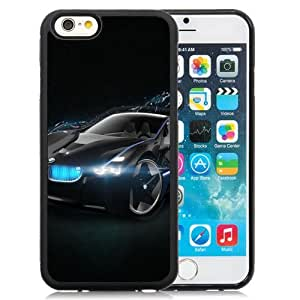 New Personalized Custom Designed For iPhone 6 4.7 Inch TPU Phone Case For BMW Concept Car Black Phone Case Cover
