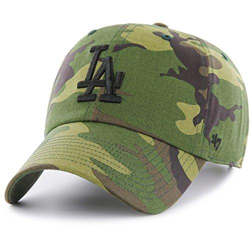 b76dca9ea26 Los Angeles Dodgers Camouflage Caps