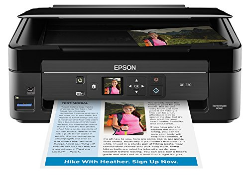 Epson Expression Home XP-330 Wireless Color