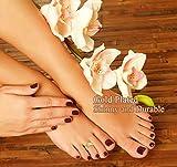 FUNRUN JEWELRY 6PCS Adjustable Toe Ring for Women