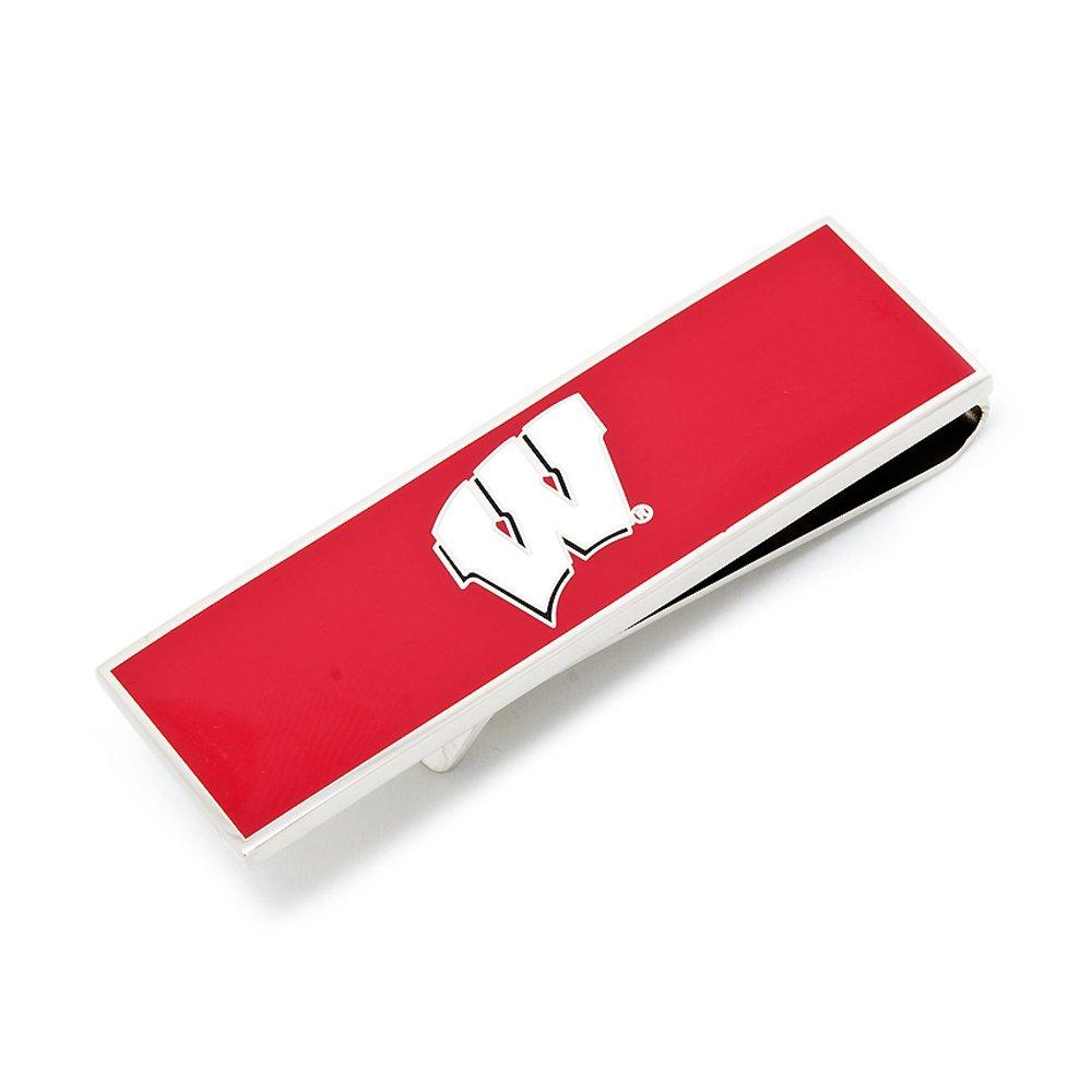 NCAA University of Wisconsin Badgers Money Clip