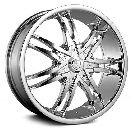 amazon 26 inch b hini b14 chrome wheels tire package set Chevy Truck T Tops 26 quot inch b hini b14 chrome wheels tire package set of 4 295