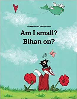Am I small? Bihan on?: Children's Picture Book English-Breton (Dual Language/Bilingual Edition)
