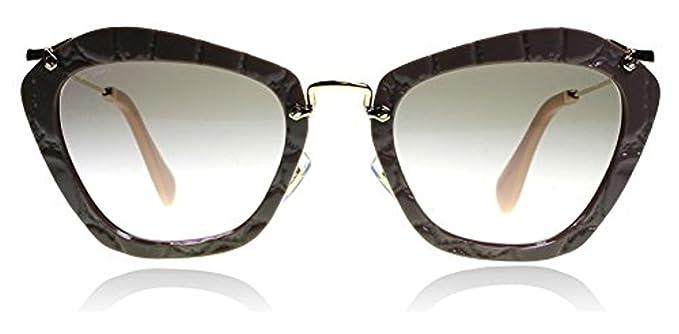 Miu Miu gafas de sol Unisex Adulto: Amazon.es: Ropa y accesorios