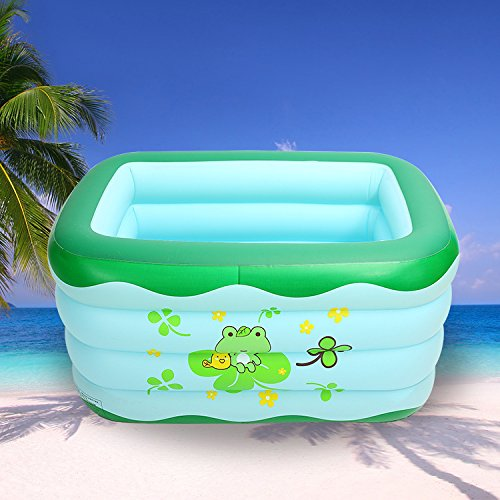 Cyhione Bañera inflable Home bebé bebé gruesa piscina infantil ...