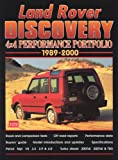 Land Rover Discovery, 1989-2000, R. M. Clarke, 1855205599
