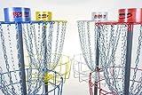 Innova Hammer-Finish Discatcher Sport Disc Golf Basket (Blue)
