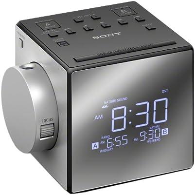Amazon.com: Sony ICFC1PJ Alarm Clock Radio: Electronics
