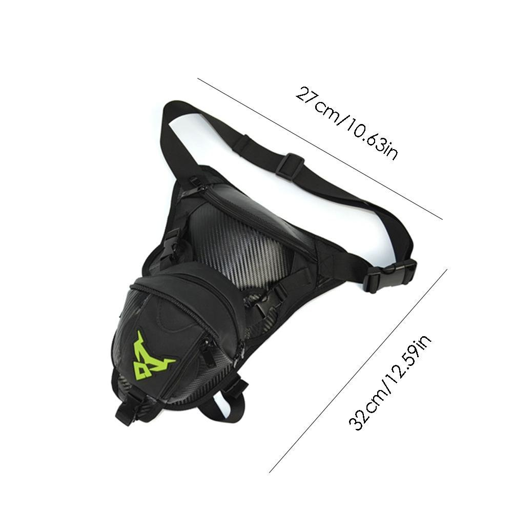 Easy-topbuy Leg Bag Thigh Bag Fishing Bag Multi-Function Bag for Hiking Camping Travel Motorcycle Cycling