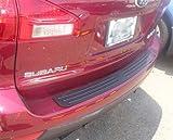 zeta products inc - Rear Bumper Surface Protector Cover Fits 2008 - 2012 Subaru Tribeca