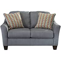 Signature Design by Ashley Hannin Lagoon Loveseat