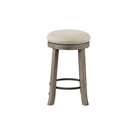Amazing Amazon Com Ink Ivy Oaktown Counter Height Swivel Barstool Pabps2019 Chair Design Images Pabps2019Com