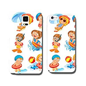 Summer vacation cell phone cover case Samsung S6