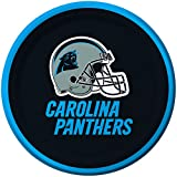 Best Sunday Inc Picnic Tables - Creative Converting 8 Count Carolina Panthers Paper Dessert Review