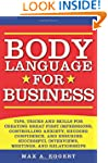 Body Language for Business: Tips, Tri...