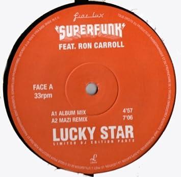 Lucky Star : Superfunk Feat. Ron Carroll: Amazon.es: Música