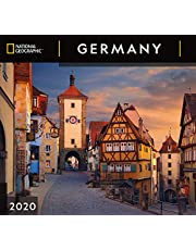National Geographic Germany 2020 Wall Calendar