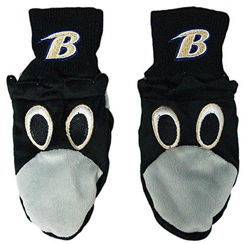 Baltimore Ravens Youth Mascot Mitten ()