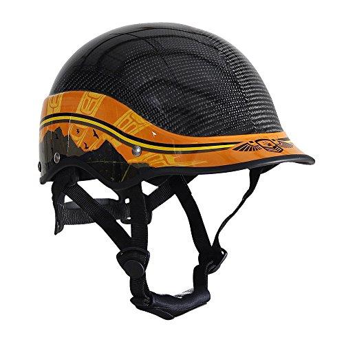 WRSI Trident Composite Kayak Helmet-Red-S/M