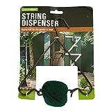 123-Wholesale - Set of 24 Hanging Metal Garden Twine Dispenser - Hardware Twine