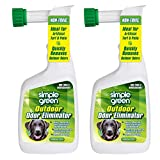 Simple Green Outdoor Odor Eliminator Hose End Sprayer for Pets 32 Ounce