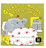 George and Martha Rise and Shine, James Marshall, 0808526995