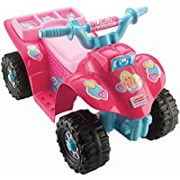 Fisher-Price Barbie Ride On