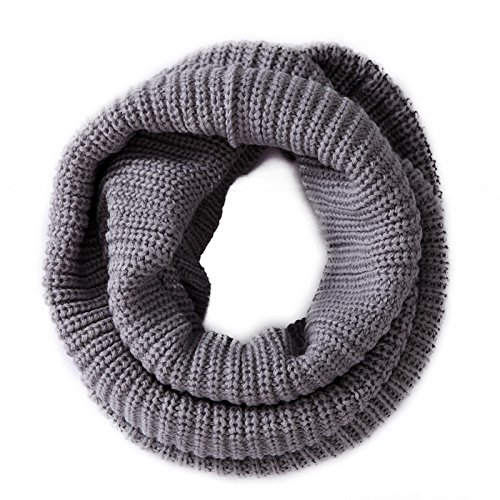 HDE Womens Winter Infinity Circle