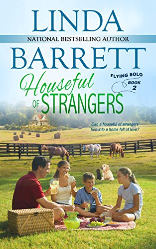 book cover of Houseful of Strangers