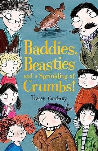 book cover of Baddies, Beasties and a Sprinkling of Crumbs