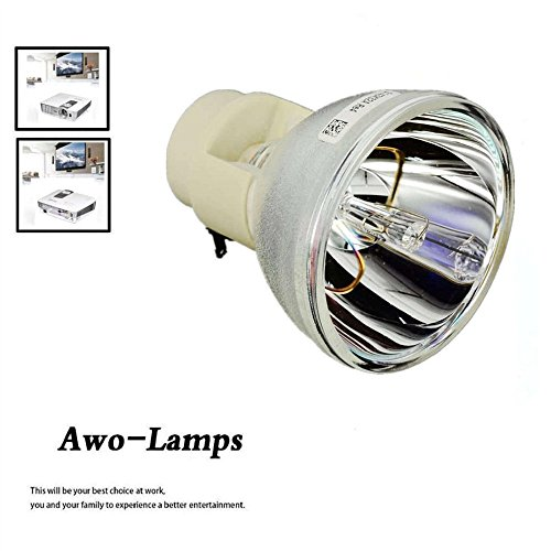 AWO 5J.J7L05.001 5J.J9H05.001 5J.J9E05.001 5J.J6E05.001 Premium Projector Bare Lamp Bulb Replacement For BenQ W1070 W1080ST HT1075 HT1085ST W1070+ W1080ST+ i700 W1500 MX662 MX720 (Benq Lamp Projector)