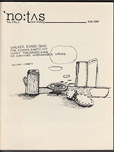 Frog Mcclelland - NOTUS William Corbett Bruce McClelland Joseph Pease + Fall 1989 33rpm Record