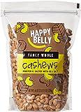 #4: Amazon Brand - Happy Belly Fancy Whole Cashews, 44 Ounce
