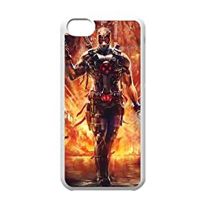 Deadpool iPhone 5c Cell Phone Case White 6KARIN-295788