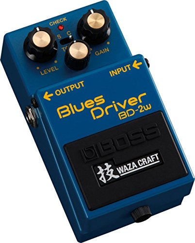 Boss BD-2W Blues Driver Waza Craft Special Edition by BOSS