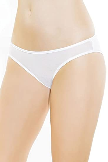 panties White crotchless