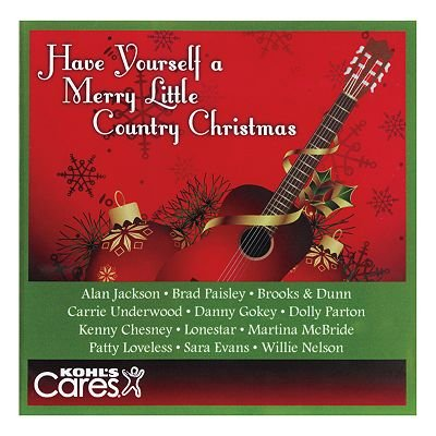 DOLLY PARTON - Have Yourself A Merry Little Country Christmas - Zortam Music