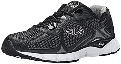 fila men s tennis shoes. fila men\u0027s quadrix running shoe men s tennis shoes
