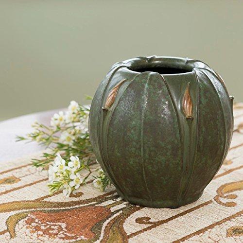 Amity Vase (Ephraim Faience Pottery)