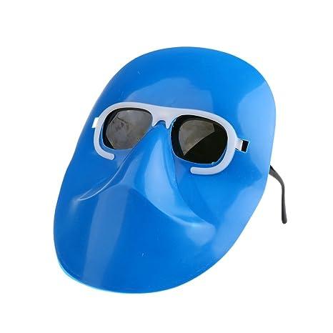Sharplace Casco de Soldadura Oscurecimiento Automático Accesorios de Soldador Equipos Máscara - Gafas negras