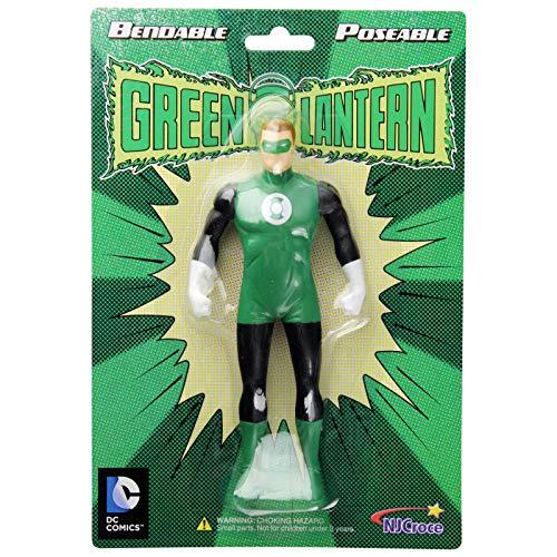 NJ Croce Green Lantern Action Figure from NJ Croce